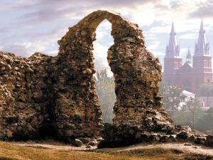 Rēzekne Castle Ruins
