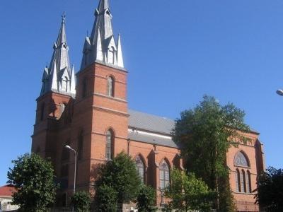 Rēzekne Roman Catholic Church Of The Holiest Jesus Heart