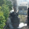 Train Leaving Radebeul