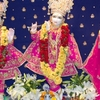RadhaKrishna Dev Murtis At This Temple