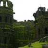 Raigad Fort Towers