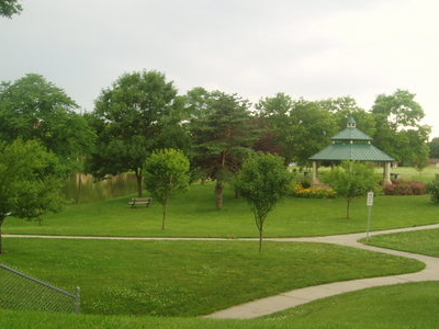 Inside Of Ramble Ridge Park