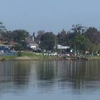 Raymond Terrace From Fitzgerald Bridge