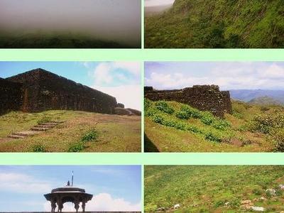Raigad Fort  Ropeway