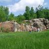Reclaimed Former Buckles Mine