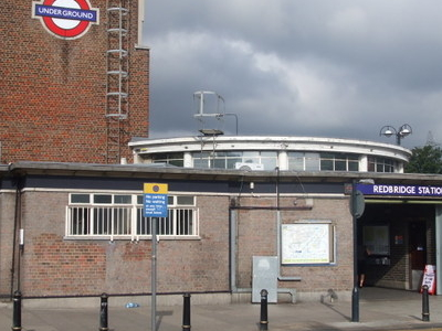 Redbridge Tube Station