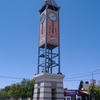 Clock Tower In Malargue