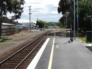 Renall Street Railway Station