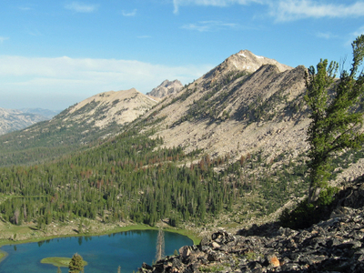 Rendezvous Lake