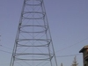 Replica San Jose Light Tower In History Park  Rot  Crop