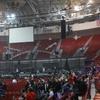 Resch Center Interior After Concert