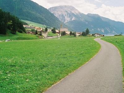 Reschen Pass
