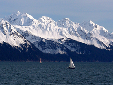 Resurrection Bay Alaska