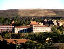 Kimberley Hall Is One Of Nine Halls On Campus