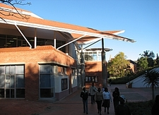 The New Eden Grove Building At Rhodes University