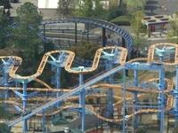 Ricochet Roller Coaster