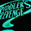 Riddlers Revenge Sign