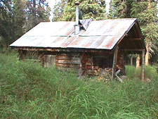 Riley Creek Patrol Cabin