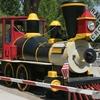 Rio Grande Zoo Train