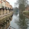 Ripon Canal Basin At Ripon Canal