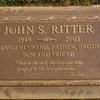 John Ritter\'s Grave