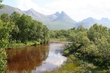 River At Forfjord