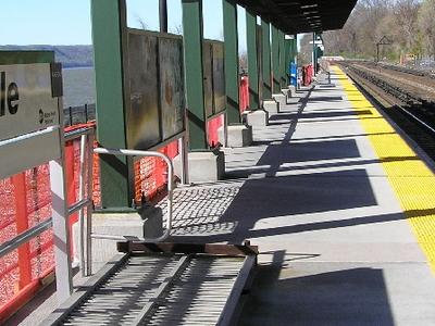 Riverdale Metro Station