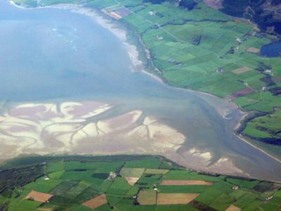 Estuary Of River Nith
