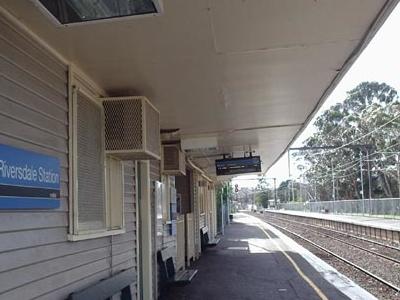 Riversdale Railway Station