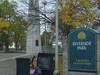 Entrance To Riverside Park