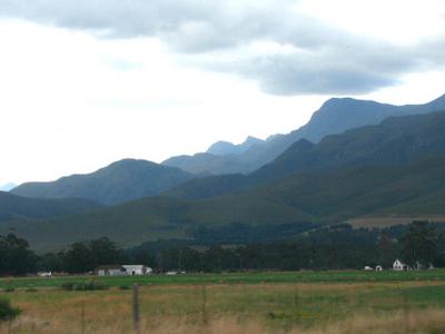 Riviersonderend Mountains