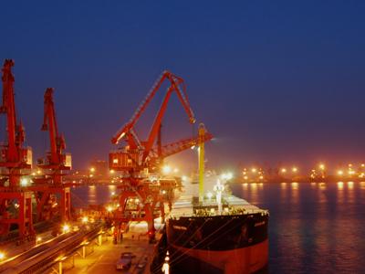 Rizhao Seaport