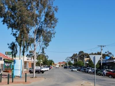 Robinvale Main Street