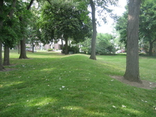 Linear Mound Of Beattie Park Group