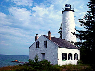 Rock  Harbor  Lighthouse