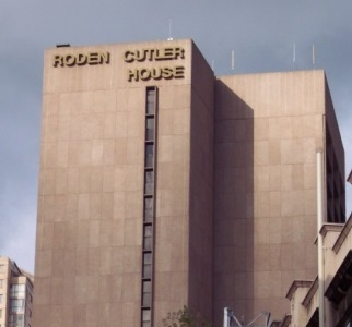 Roden Cutler House