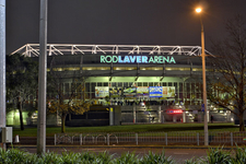 Rod Laver Arena By Night