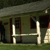 Rogue River Ranch Tackhouse