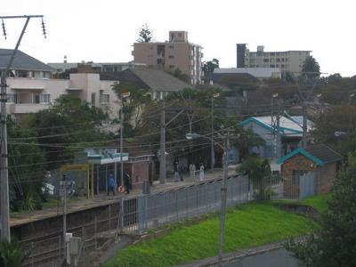 Rosebank Metrorail Station