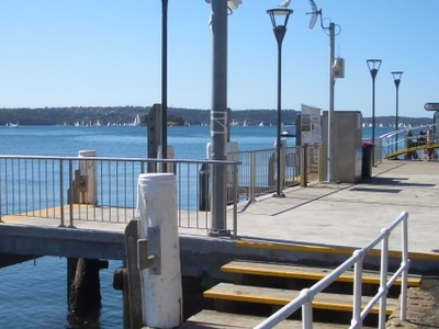 Rose  Bay Ferry Wharf
