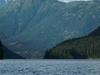 Ross  Lake  From Hozomeen Mountain