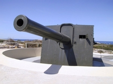 Rottnest Island Cannon