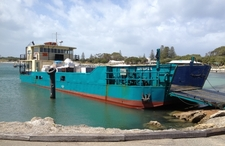 Rottnest Spinifex Barge