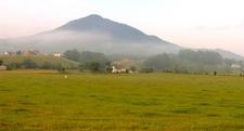 Roundtop Mountain Overlooking Wears Valley