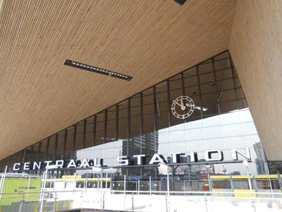 Rotterdam Centraal Railway Station