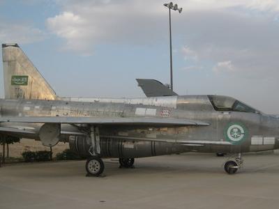 R S A F  Museum  B A C  Lightning  T 5 5