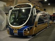 The Las Vegas RTC Transit Wrightbus