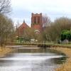 Ruchill Church At Canal
