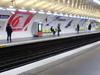 Line 9 Platforms At Rue Des Boulets