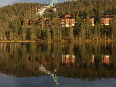 Rukatunturi Ski Jumping Hill